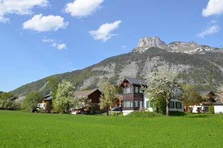 Heli's Holiday Suites Altaussee-Erholung pur