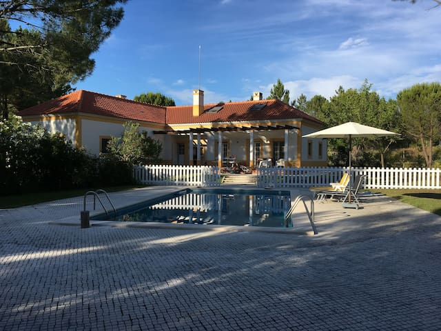 Villa near Comporta Beach