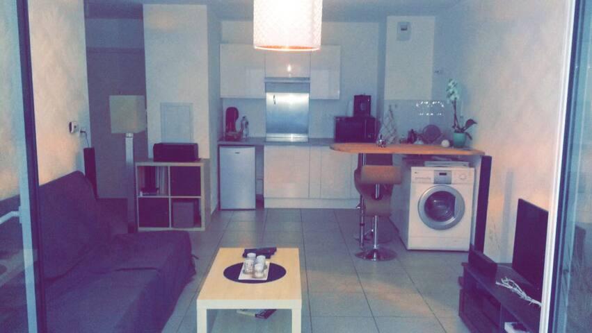 Appartement T2- Villeneuve les avignon