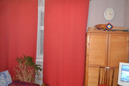 English-speaking host. Room in a flat. - Tomsk - Appartement