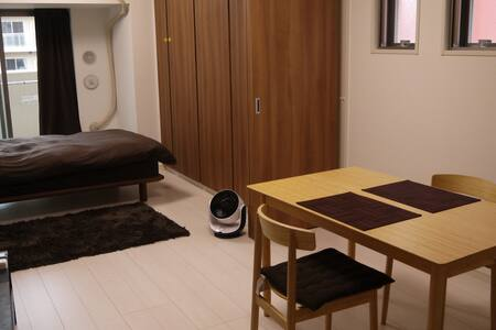 New apartment in Ueno Tokyo/上野駅近、築1年 - Taitō-ku