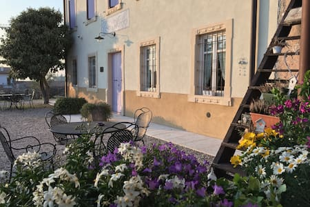 Amazing B&B near Verona and Garda - Bussolengo  - Szoba reggelivel