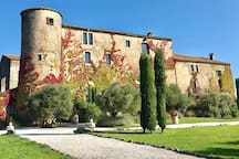 "Château de Villarlong ""Cabrespine"""