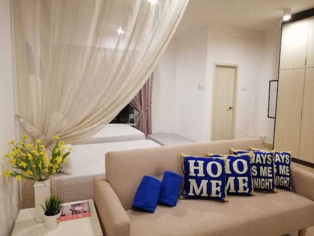 Home Sweet Home 603 Midhills Genting (FREE WIFI)