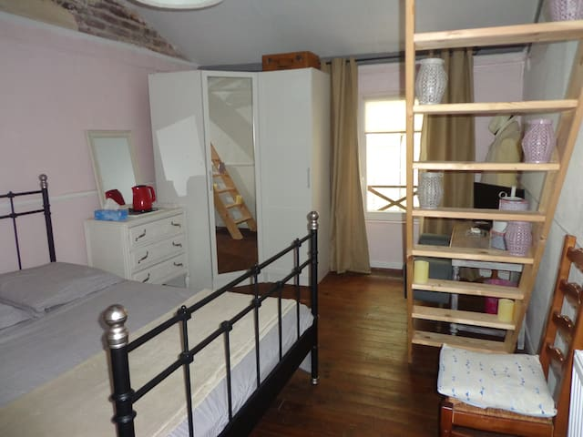 Chambre   chez l'habitant en centre ville - Cahors