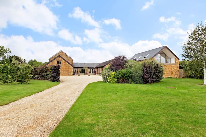 A Stunning Barn in Hook Norton - Oxfordshire - Huis