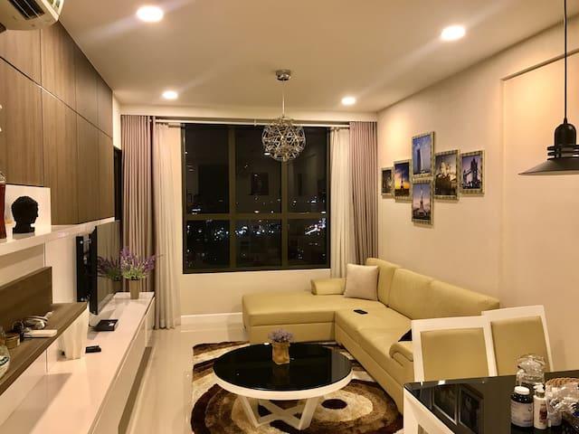 Luxury room in central Saigon great location - Hồ Chí Minh - Huoneisto
