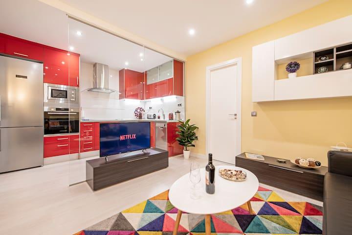 Airbnb Príncipe Pío Vacation Rentals Places To Stay