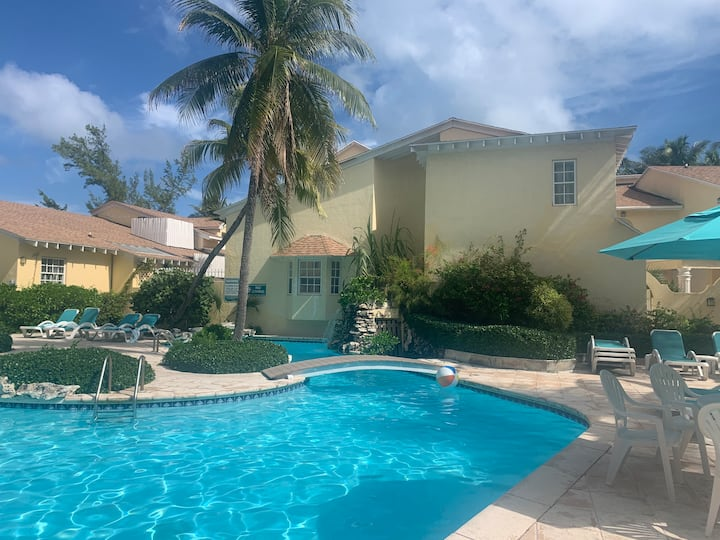 2BR Beachfront Condo - Sunrise Beach Club & Villas