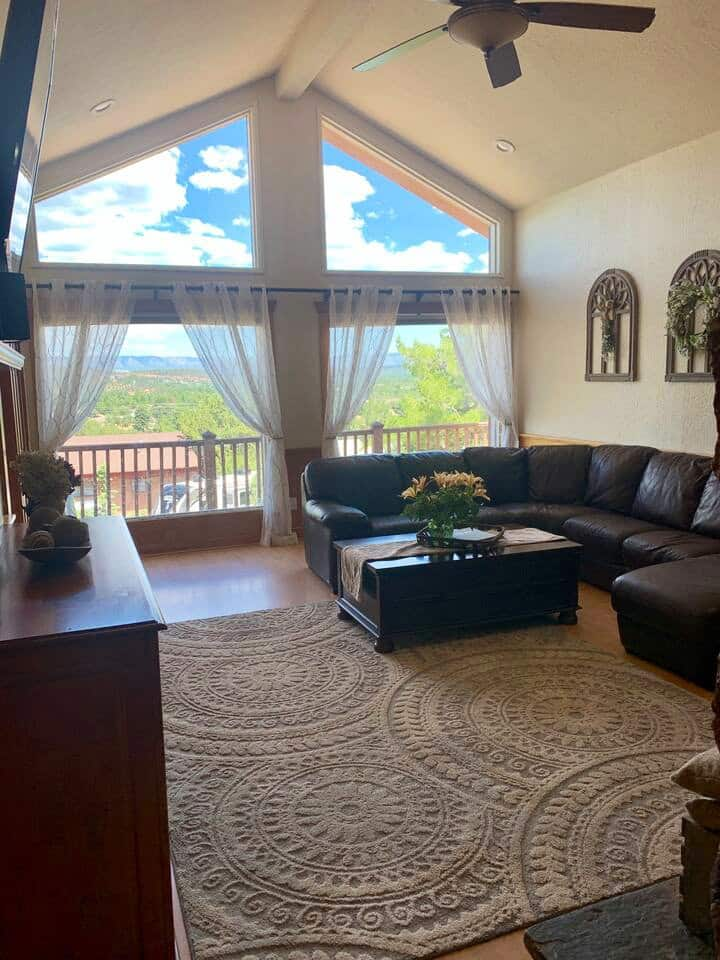 Rim View Vacation Rental - No Cleaning Fee!