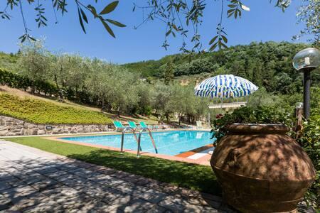 La Collina del Sole - San Gennaro - Villa