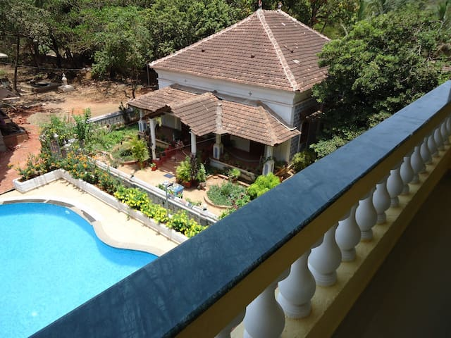 Lovely Apartment by Spruha Holiday in Anjuna, Goa.