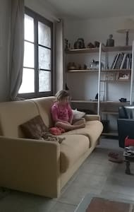 la belle maison de Barcaggio - Ersa