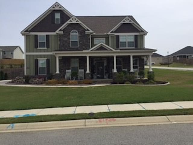 4 Bedroom home 10 Minutes from Augusta National - Grovetown - Maison