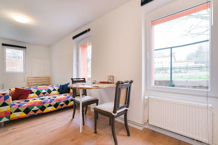Relax in brand new apt 1 in Wannsee - Berlin - Apartment