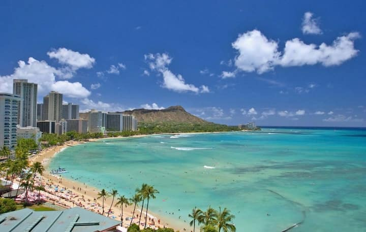 Enjoy your Hawaii vacay! Amazing 1BR Suite, Pool