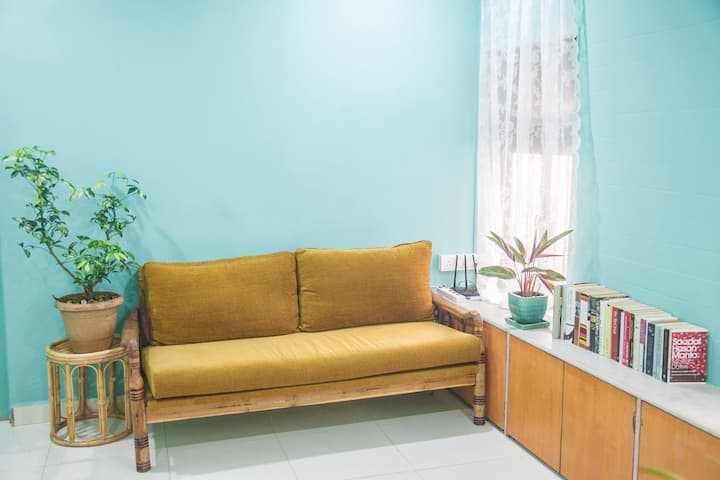 Joana's Dream - A cozy apartment in Juhu