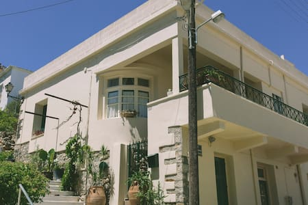 Neoclassical House in the Heart of the City - Agios Nikolaos