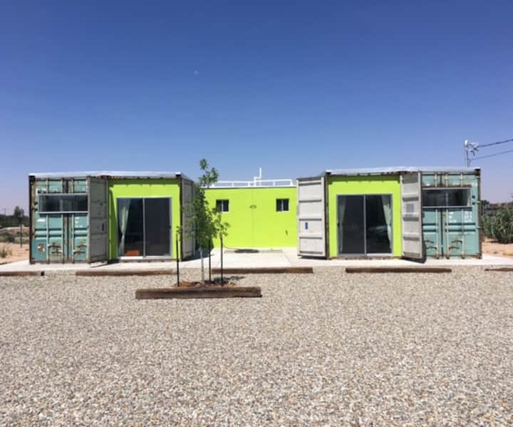 #1 Shipping Container Loft Downtown