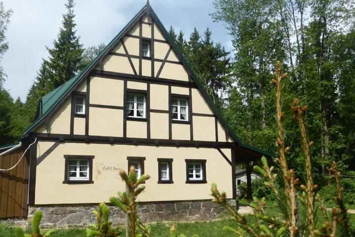 Ferienhaus Gretelhaus in Auerbach