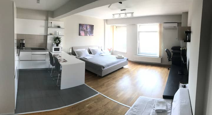 Zip Studio Central Apartament Luceafarul Oradea