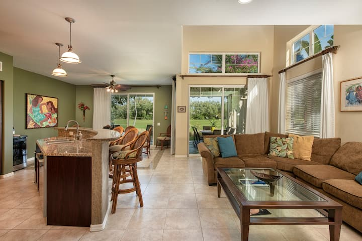 NEW LISTING! Fairway Villas Waikoloa F6