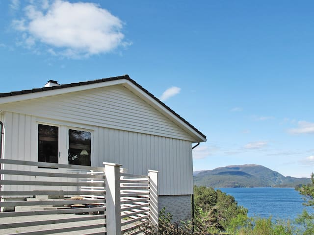 Holiday home Bjørnafjord for 8 persons
