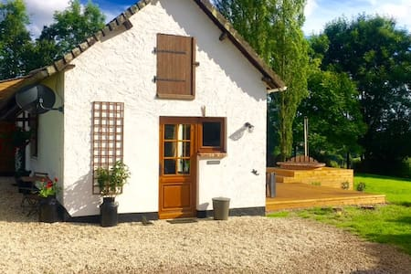 Beautful cottage in the Pays d,auge - Vimoutiers