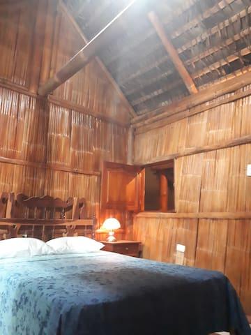 Habitacion doble con cama matrimonial/Doppelzimmer