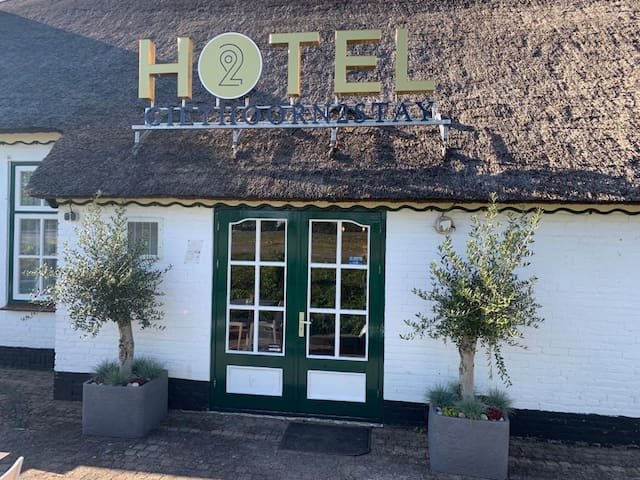 Boutiek hotel in de buurt van  Giethoorn, kamer 2