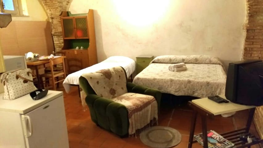 Home Easy Home - Nice studio, Old town in Perugia