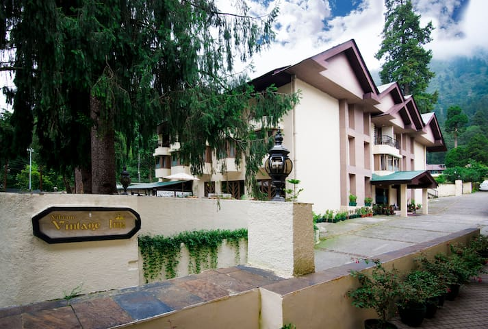Vikram Vintage Inn - Superior Room - Nainital