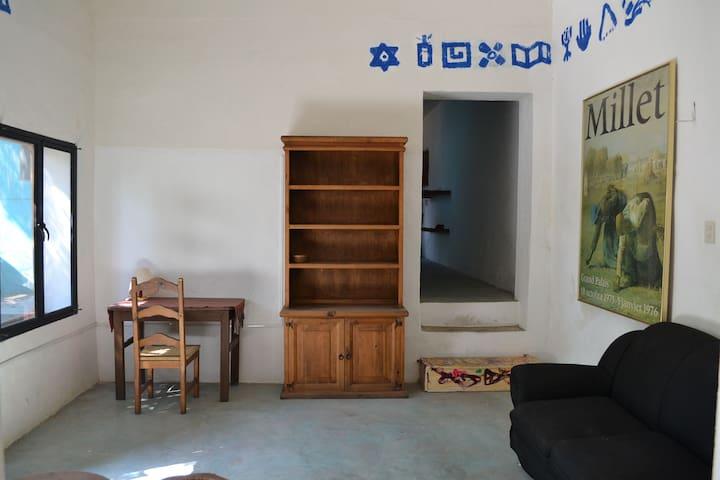 Casa de la Estrella@La Unión 207. Habitación Maya - Oaxaca - Guesthouse
