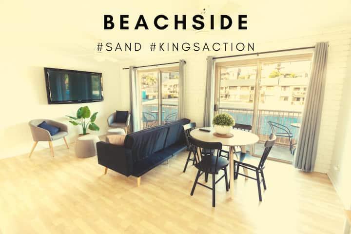 Kings Beach - Caloundra - So Close to the Beach