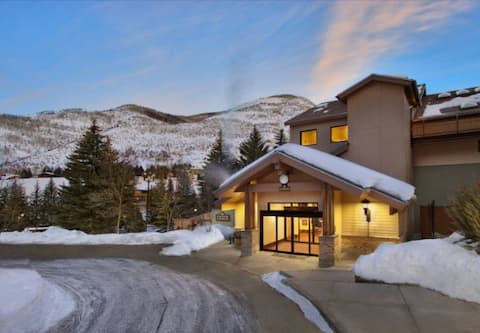 Marriott Streamside - Douglas at Vail 1BD/2BA