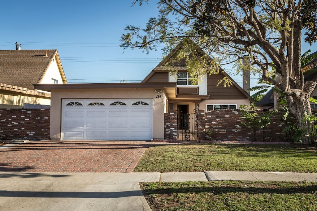 4bed 2bath home near convention center disneyland houses for King s fish house anaheim