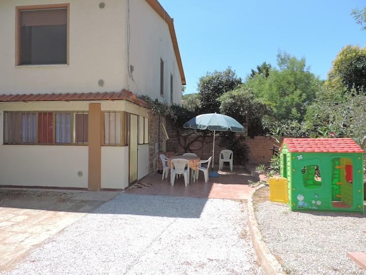 Appartamento Bilocale con giardino