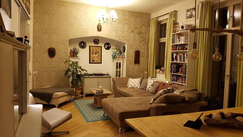 Individuelle Künstlerwohnung im Herzen von Potsdam
