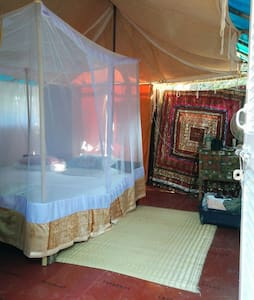 Jungle Hut in Yoga Village by the Beach, Goa - Canacona - Bungalow