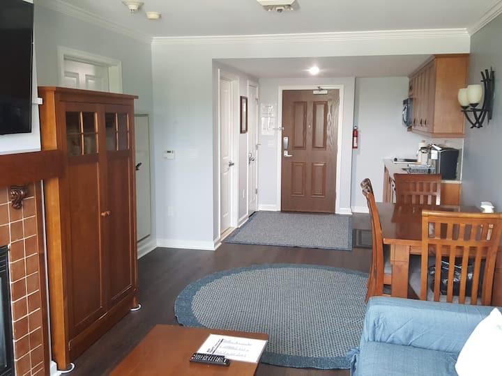 Appalachian Hotel #347 @ Mtn Creek 2Bds/ 600+ sqft