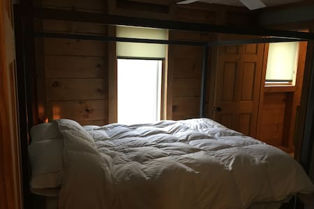 Cozy 1 Bd In House Barn / Ski Lodge - Vergennes