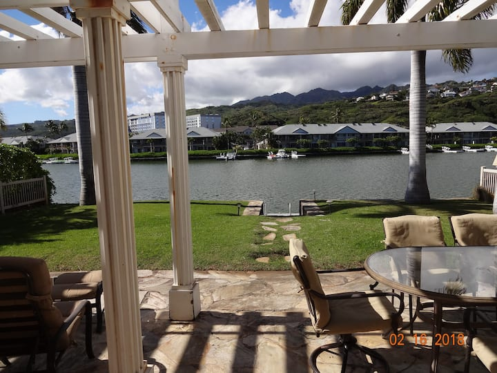 Hawaii Kai Koko Marina Waterfront House