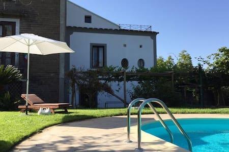 La Dimora 2, Relax & sea view - Sant'Agata sui Due Golfi - Wohnung