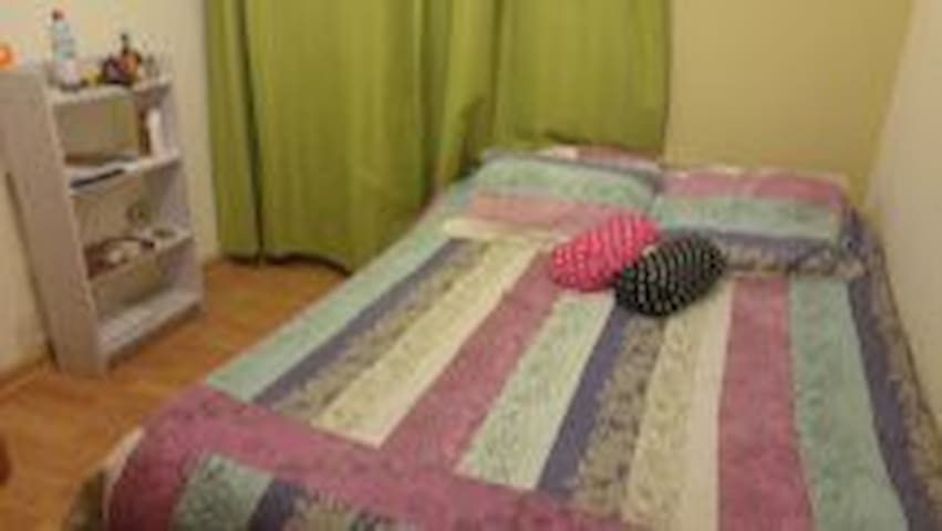 habitacion privada con baño - Las Condes - ที่พักพร้อมอาหารเช้า