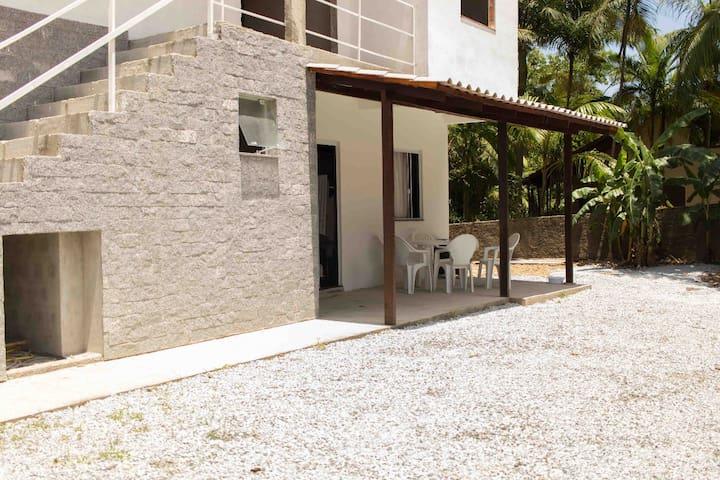 Studio em bairro tranquilo em Itapema