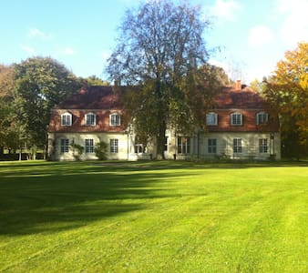 Gut Pettluis - Ferien im Herrenhaus