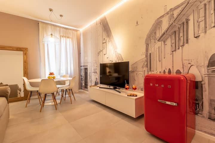 Dimora del Voltone appartamento 4 Via Roma