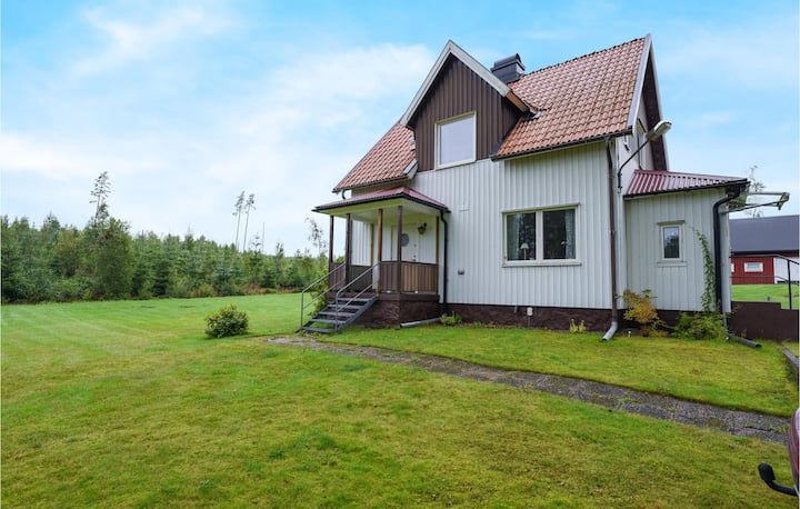 Nice home in Tranemo with 3 Bedrooms