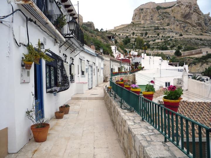 Casa con encanto centro de Alicante