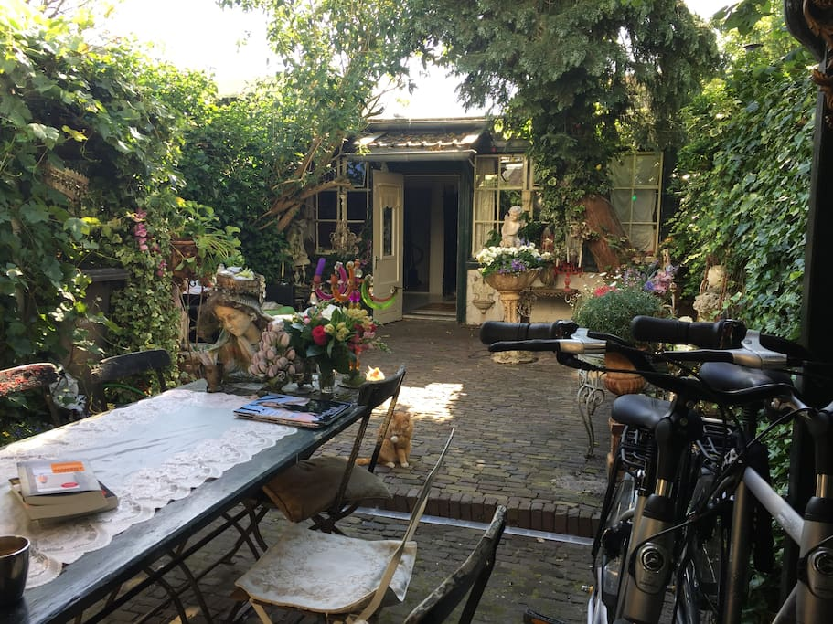 Romantic place near amsterdam bed breakfasts te huur for Romantic places near dc